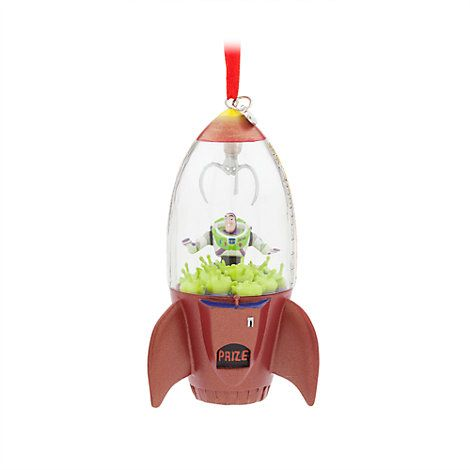 Décoration Buzz l\'Eclair à suspendre, Toy Story   Deco noël Disney ...