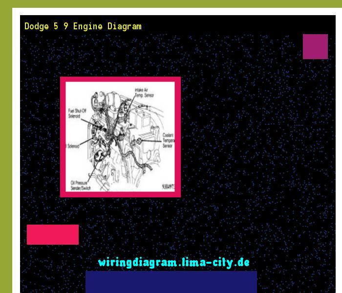 Dodge 5 9 Engine Diagram  Wiring Diagram 18449
