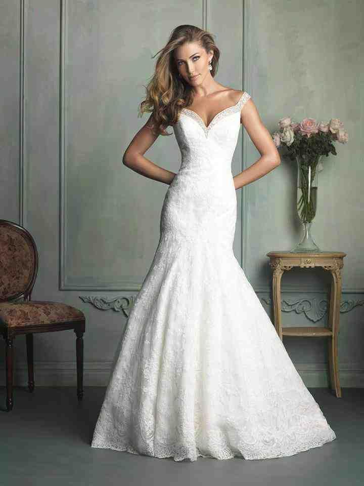 Used Allure Wedding Dresses | used wedding dresses | Pinterest ...