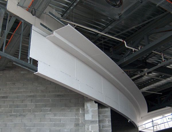 Mettre en oeuvre platec solutions sur mesure en plaque de pl tre d tails pi ces platec - Plaque de platre salle de bain ...