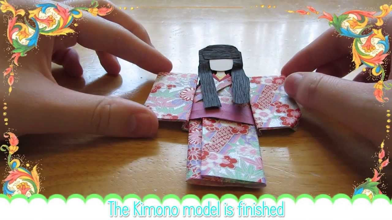 japanese paper doll japanese paper