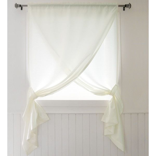 Joss Main Olivia Overlap Curtain Set Small Window Curtains Bathroom Window Curtains Bathroom Window Treatments