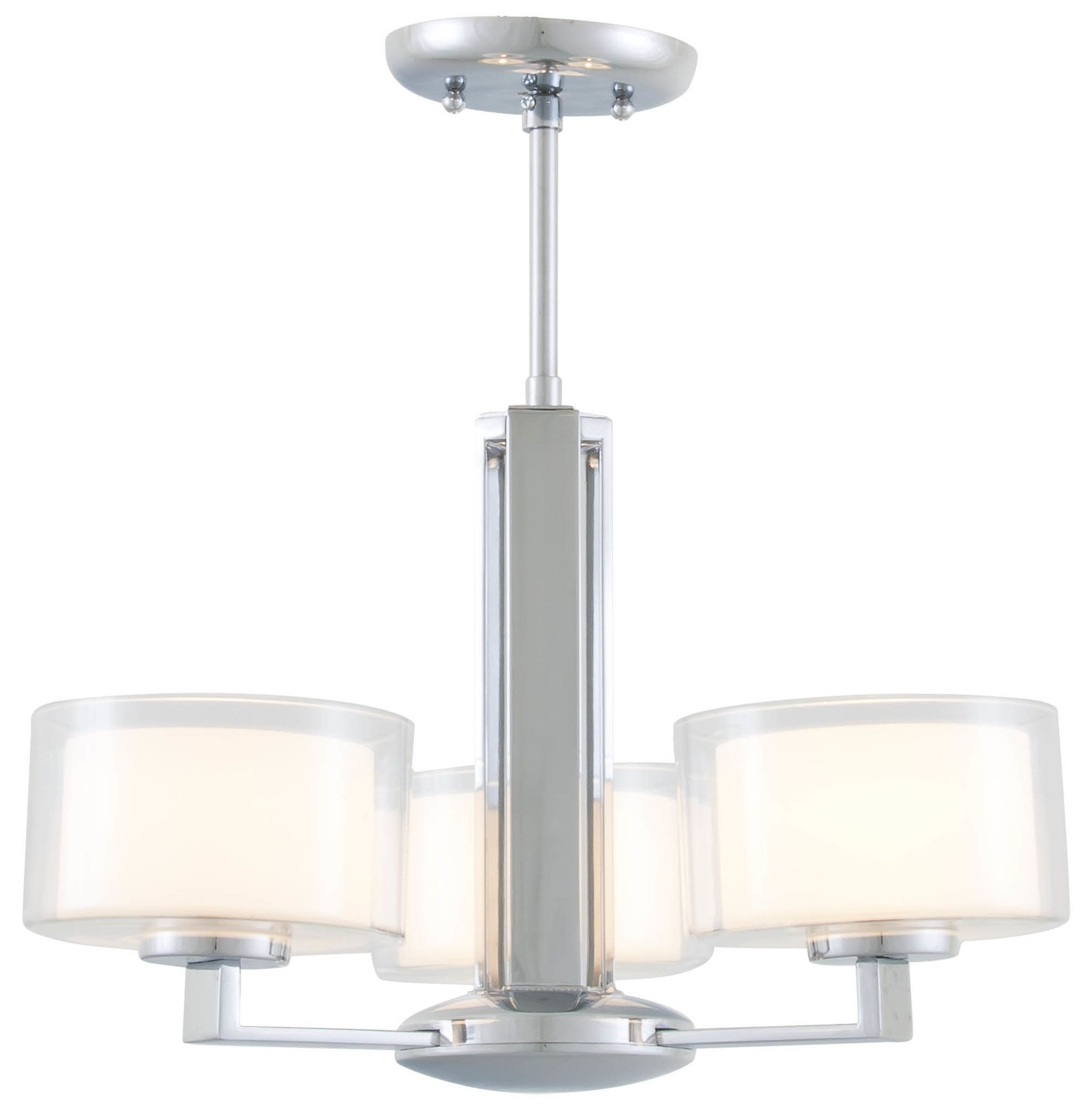 Lustres concevoir gratuit design moderne dvi princeton light chandelier shop allmodern 3 light