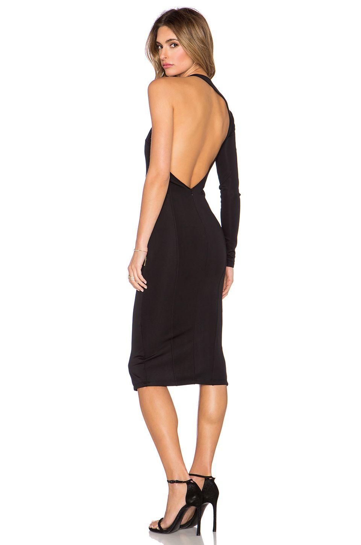 Misha Collection Debra Dress in Black | REVOLVE