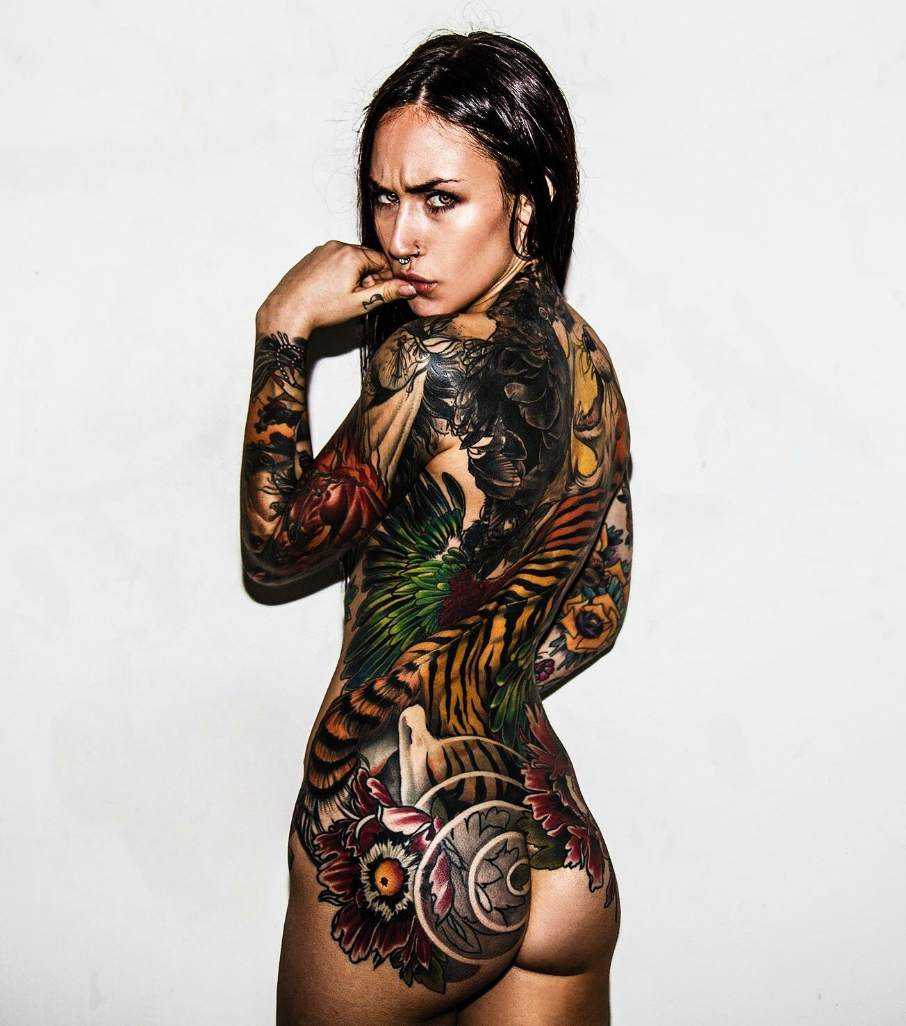 Robe longue de tattoo pictures to pin on pinterest - Tattoo