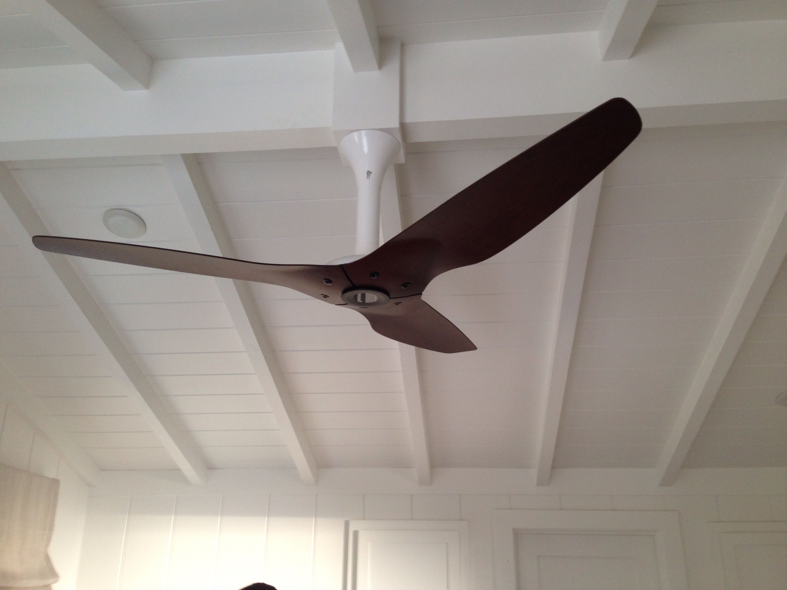 Ceiling Fan Over Bed Haiku Big Ass Fans Rofo Bedroom Remodel By