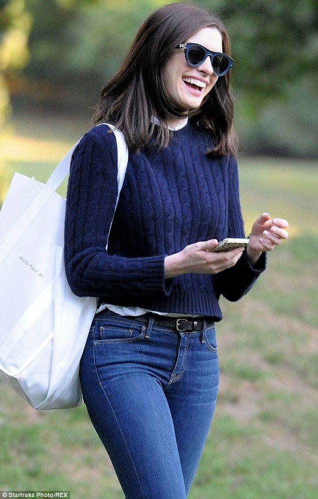 Ana Spencer Filled Jeans Trailer Scene Jpg