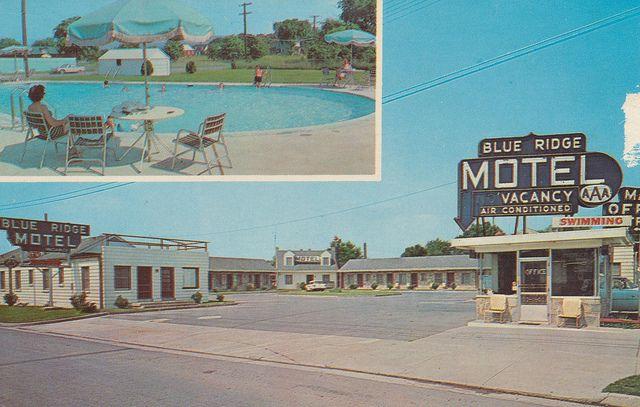 Blue Ridge Motel Front Royal, Virginia Front royal