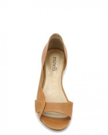 prix pas cher Garantie de satisfaction à 100% meilleur Ballerine Open Toe, Minelli. | shoes & Bags | Chaussures ...