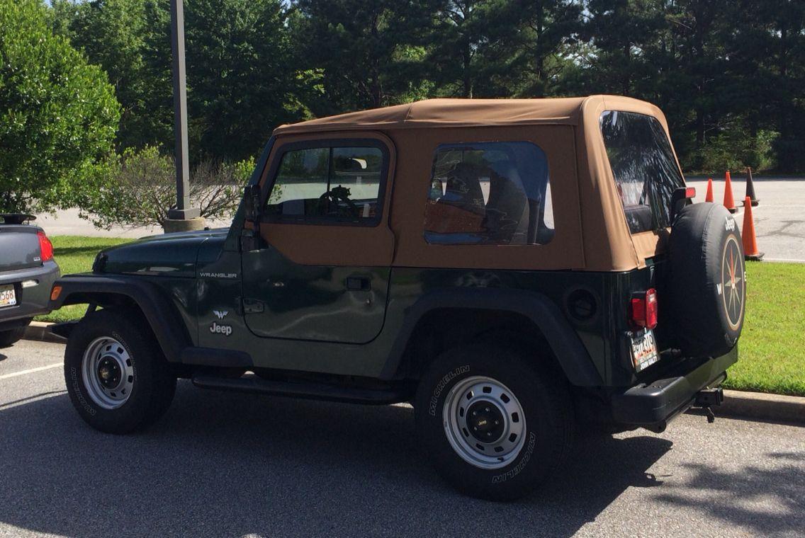 Pin On I Love My Jeep Tj Wrangler
