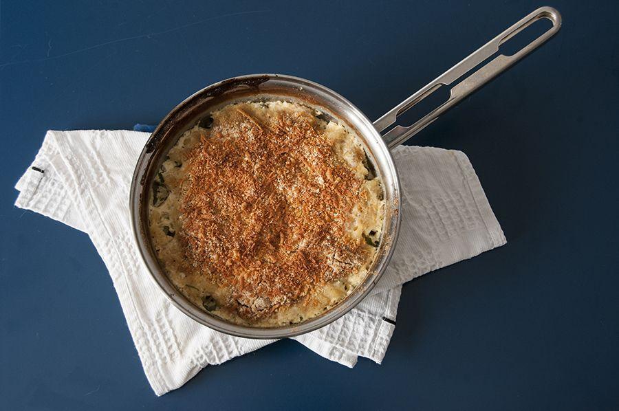 Mac n' Cheese de Forno