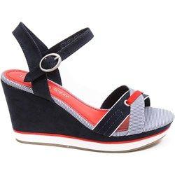Styl Marynarski Trendy W Modzie Shoes Wedges Fashion