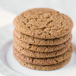 Soft and Chewy Molasses Spice Cookies | Brown Eyed Baker