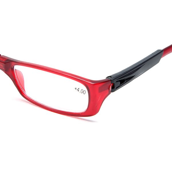 88489f3c26 Men Women Reading Glasses Adjustable Hanging Neck Magnetic Front Presbyopic  Glasses