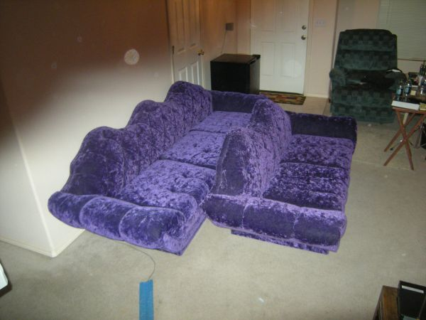 Tremendous Vintage Purple Couch Loveseat On Craigslist Is Awesome Camellatalisay Diy Chair Ideas Camellatalisaycom
