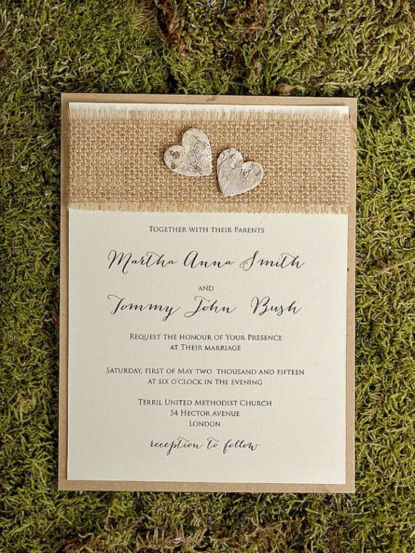 37a40f2708246dacd7a380e28562f0a0 - Homemade Wedding Invitations