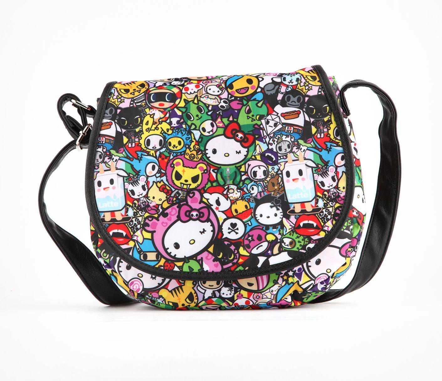 9206bb907 tokidoki x Hello Kitty Crossbody Bag: Reunion | Geeky Stuff I need ...