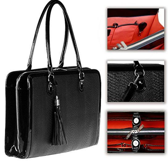 Best Bfb Laptop Bag For Women Handmade Designer Briefcase Messenger 17 Inch Computer Bag Black Laptop Bag For Women 17 Inch Laptop Bag Laptop Bag
