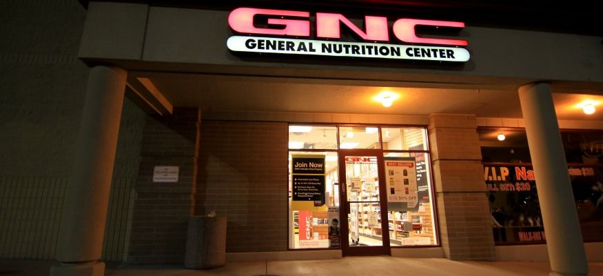 Here S Why Gnc Temporarily Closed 4 464 Stores Gnc Store Nutrition