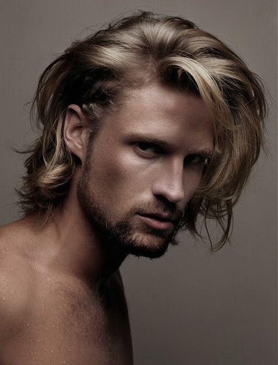Men S Blonde Hairstyles For 2012 Beautiful People Hair Styles