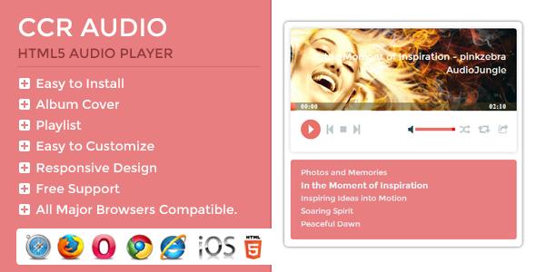 CCR Audio HLML Plugin | Premium Products of CodexCoder