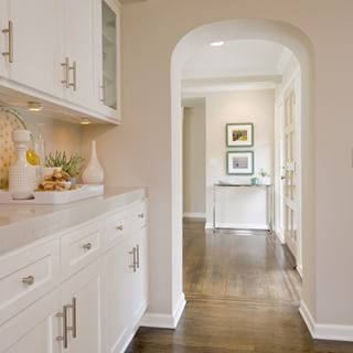 Modern gray paint color sw 7632 by sherwin williams view interior and exterior paint colors and - Exterior paint on interior walls gallery ...