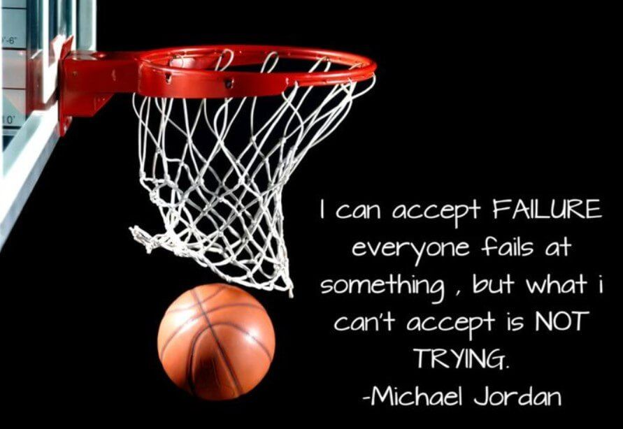 Inspirational Basketball Quotes Unique Best Inspirational Basketball Quotes Ever  Basketball Quotes . Design Inspiration