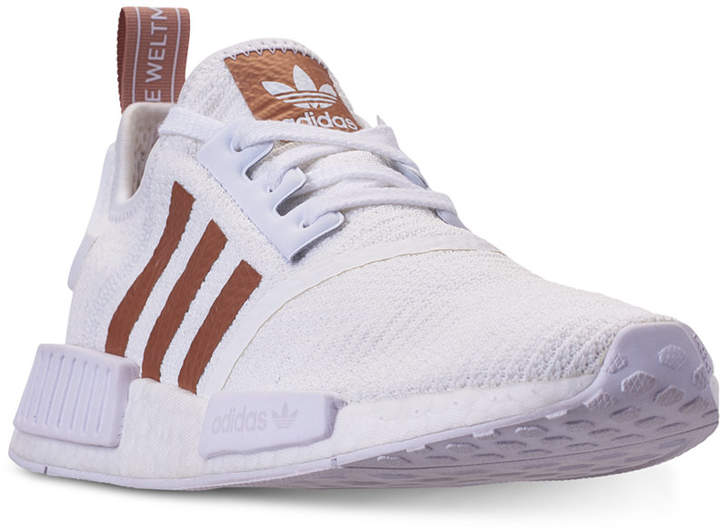 best website 628a1 f480c adidas Women Nmd R1 Casual Sneakers from Finish Line ...