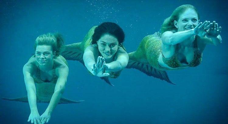 Pin Von Evelyn Auf H2o Plotzlich Meerjungfrau Meerjungfrau Und