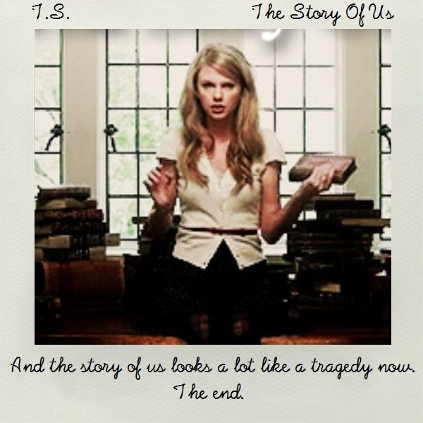 Story Of Us Cover Taylor Swift Album Taylor Swift Speak Now Taylor Swift Music Videos