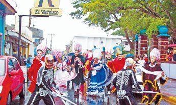 """""""Los Diablitos"""", cuatro siglos de danza y protesta"""
