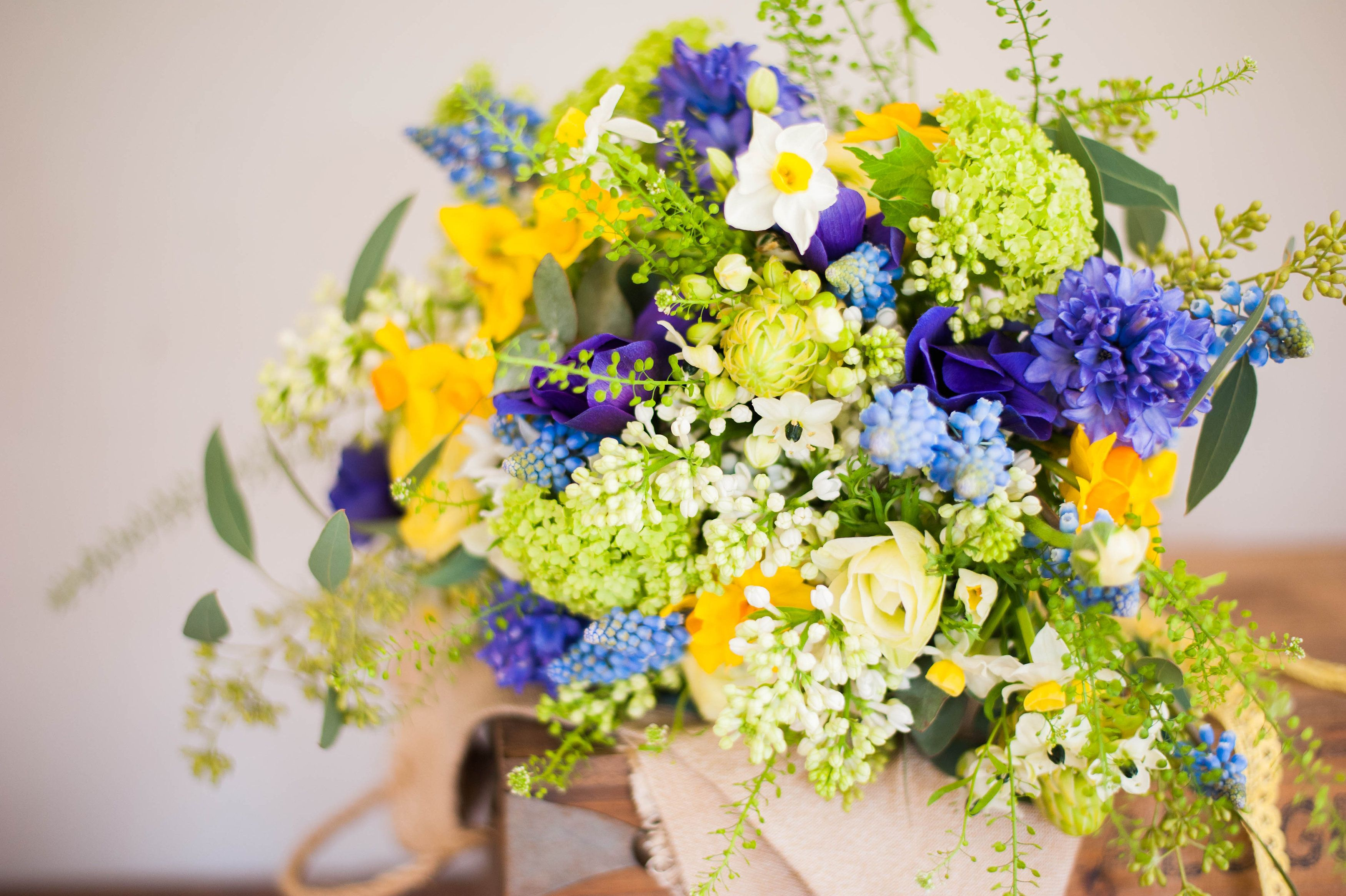 Images for yellow and blue bouquet flower pinterest florists images for yellow and blue bouquet izmirmasajfo