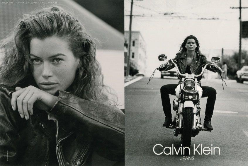 forums.thefashionspot.com f135 calvin-klein-jeans-1991 ...  Marcus Schenkenberg Calvin Klein Ad