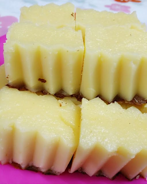 Sajian Dapur Bonda Resepi Periuk Noa Bingka Cheese Sarawak
