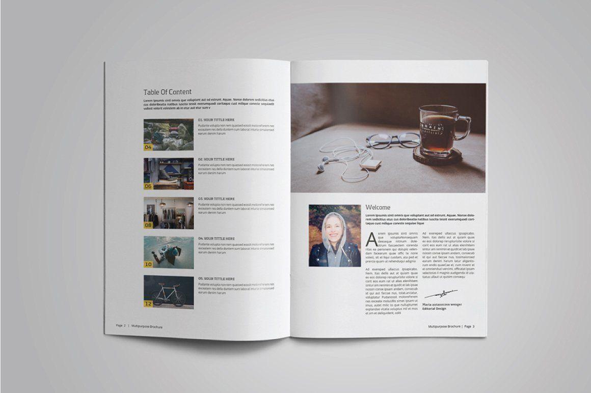 Product Catalog / Brochure Catalogue design templates