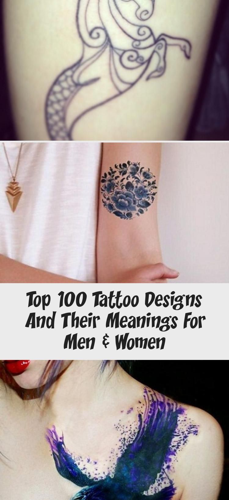 Photo of Top 100 Tattoo Designs And Their Meanings For Men & Women – Tattoo Blog