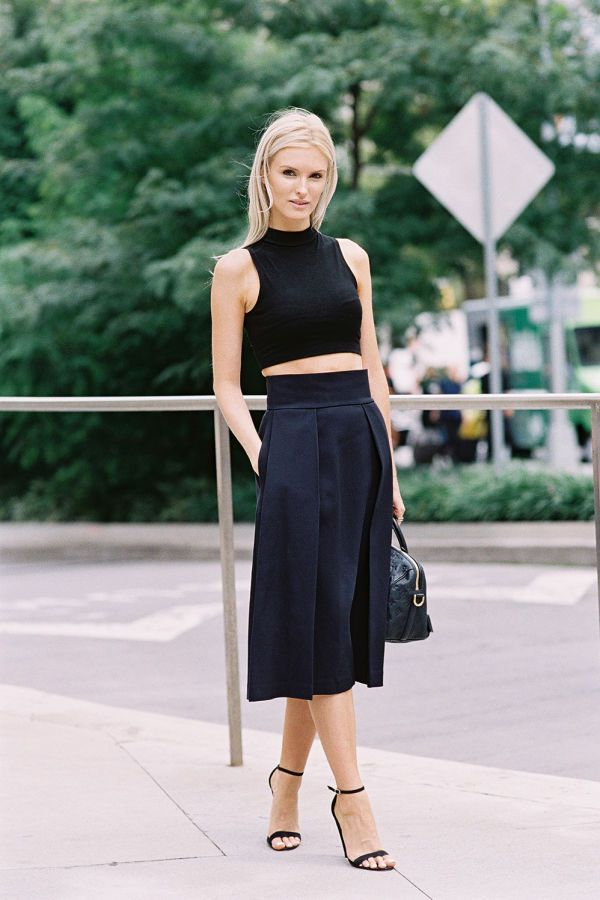 Midi Skirts: 3 Modern Ways To Wear The On-Trend Length | Long ...