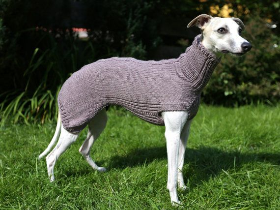 Cable Whippet Sweater / Jumper / Custom