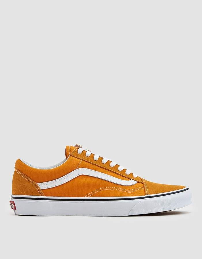 5b5a14d1b4a9 Vans   Old Skool Sneaker in Dark Cheddar in 2019