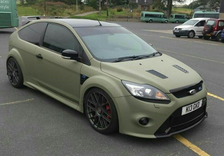 Pin By Anton Kyrinnyj On Ford Rs Cosworth Ford Focus Hatchback
