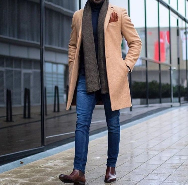 A Simple Guide To Men's Shoes | Winter outfits men, Mens