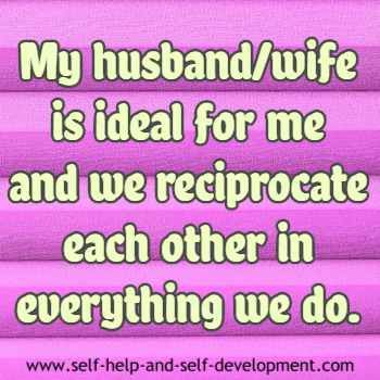 ideal spouse