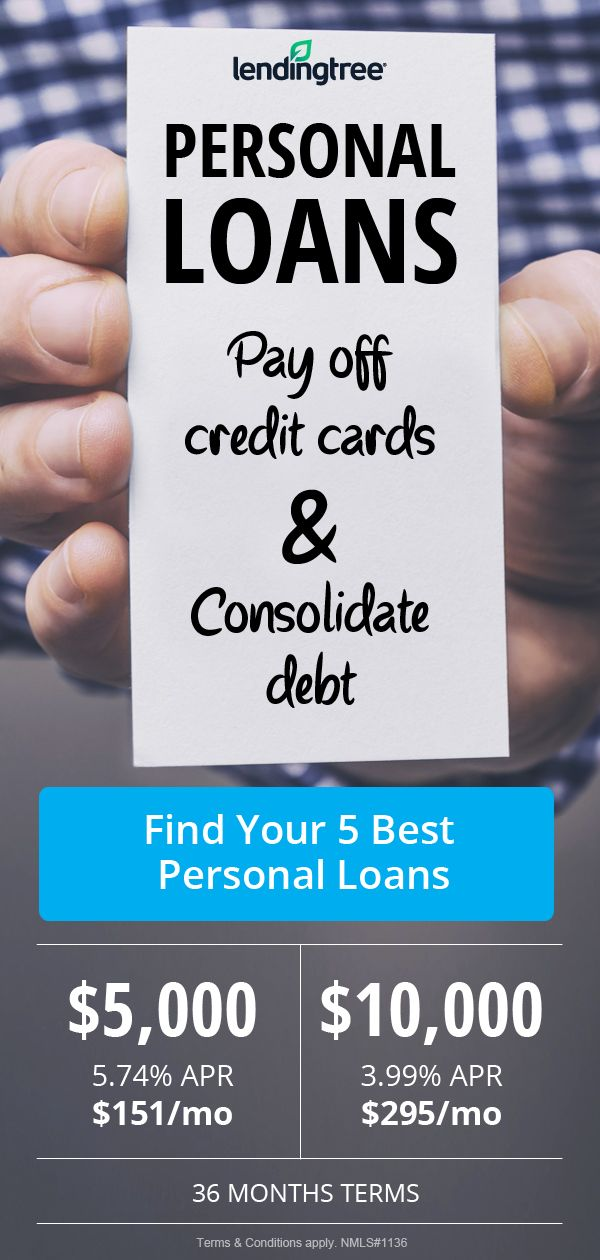 Best Personal Loan Rates >> Pay Off Credit Cards Consolidate Debt And Build Credit