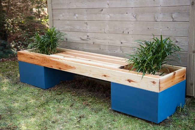 Prime Plant Your Furniture Planter Benches Tables And Chair Pdpeps Interior Chair Design Pdpepsorg