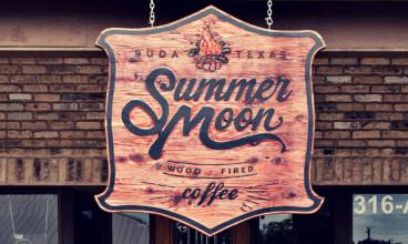 Austin, TX Coffee Shop [Summer Moon] How to make drinks