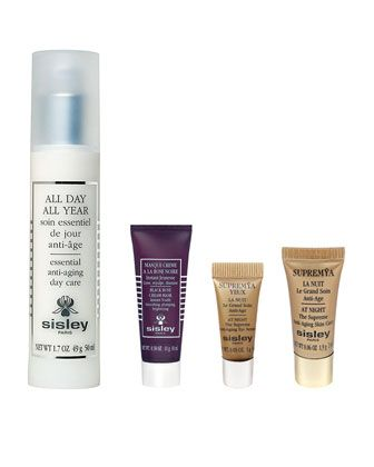 Sisley Paris Limited Edition All Day All Year Essential Anti Aging Program Anti Aging Creme Anti Aging Sisley Paris