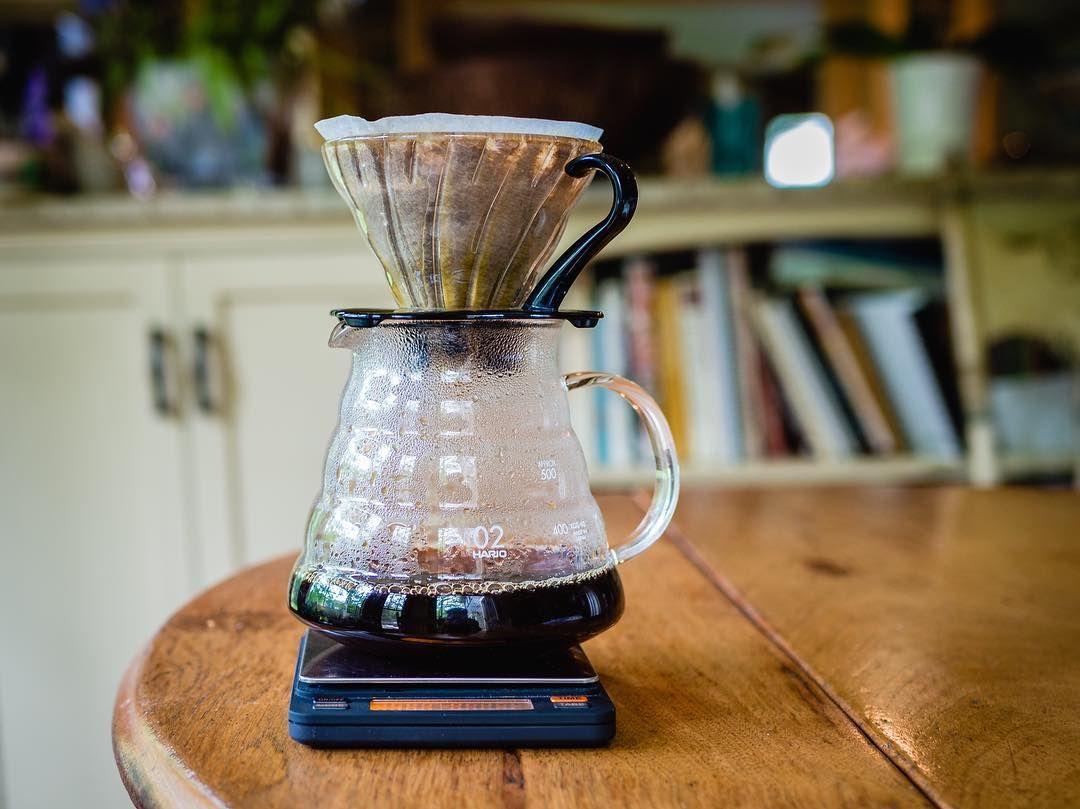 Pin on Coffee Brewing Manually