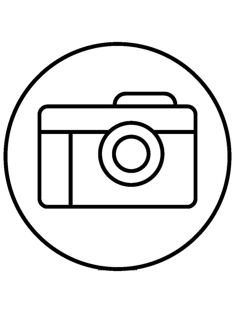 Coloring Pages Of Camera Printable The Camera Is A Device Used In Photography Activities The Camer Cool Coloring Pages Coloring Pages Coloring Pages To Print