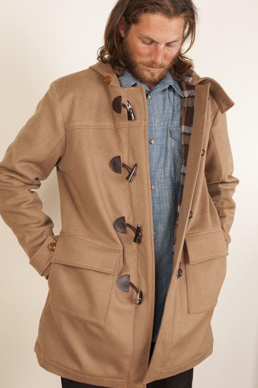 Walden from Colette Albion Coat (Intermediate)