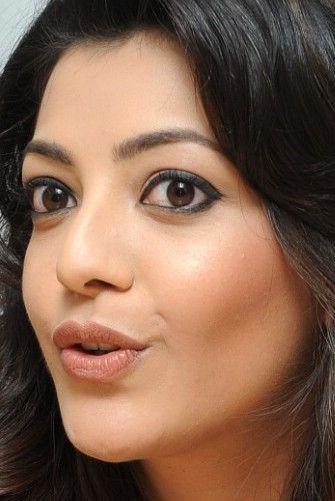 Kajal Aggarwal Face Expression
